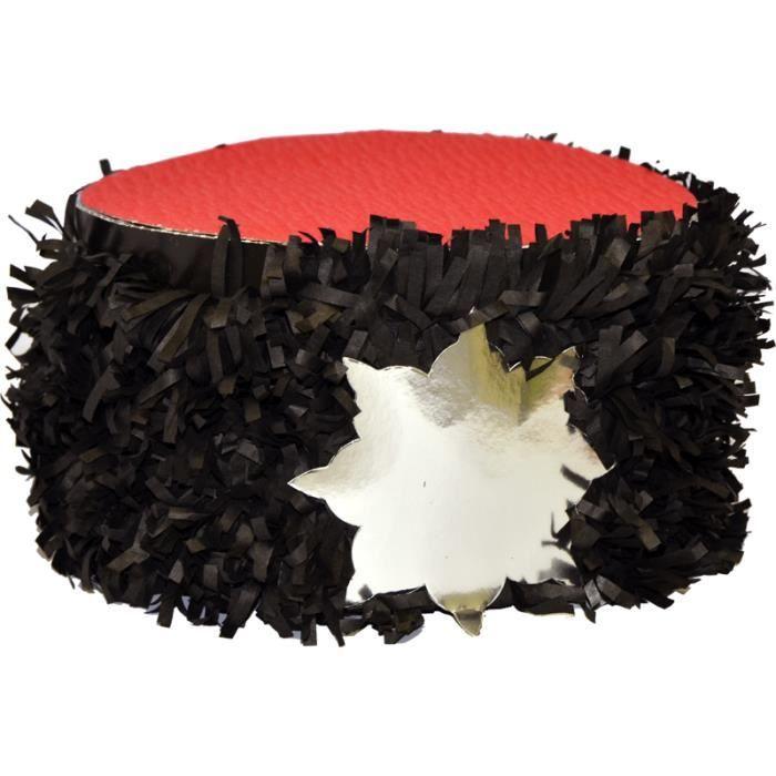 toque russe homme carton achat vente chapeau perruque soldes d t cdiscount. Black Bedroom Furniture Sets. Home Design Ideas