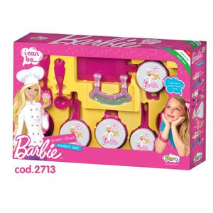 jeux jouets dinette cuisine barbie achat vente jeux jouets dinette cuisine barbie pas. Black Bedroom Furniture Sets. Home Design Ideas
