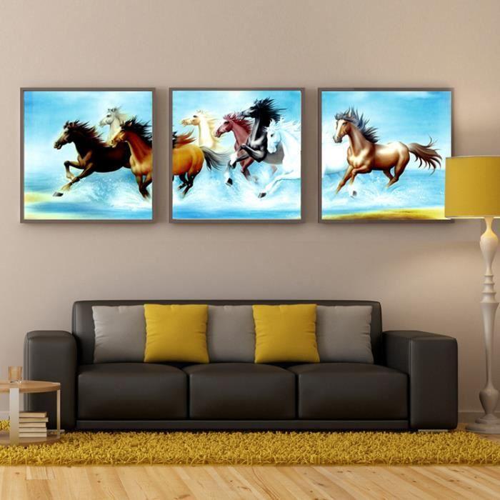 toile imprimee 3 panneaux achat vente toile imprimee 3 panneaux pas cher les soldes sur. Black Bedroom Furniture Sets. Home Design Ideas