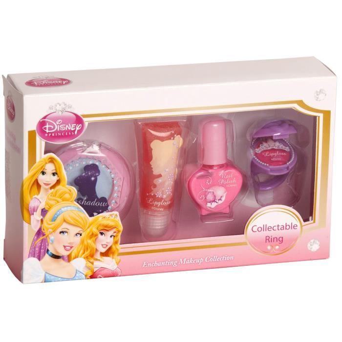 Boite maquillage princesses disney mod le al atoire achat vente coffret cadeau beaut boite - Maquillage princesse disney ...