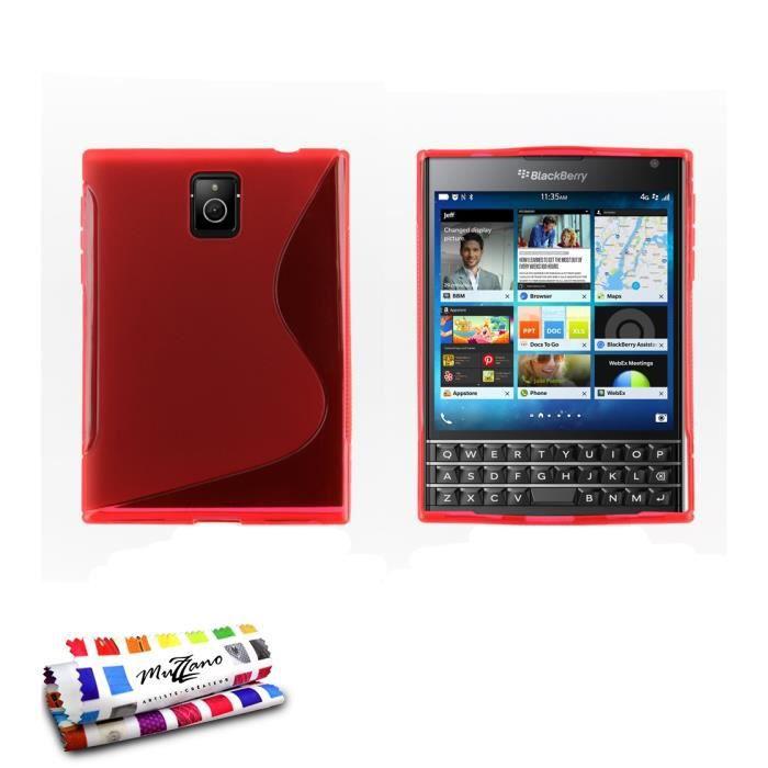 coque le s blackberry passport rouge achat coque bumper pas cher avis et meilleur prix. Black Bedroom Furniture Sets. Home Design Ideas