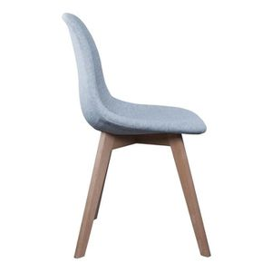 Chaise scandinave tissu achat vente chaise scandinave for Chaise zons