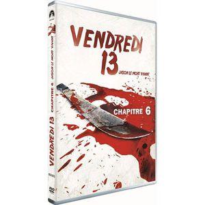 DVD FILM DVD Vendredi 13 - chapitre 6 - Jason le mort vi...