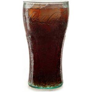verre coca cola achat vente verre coca cola pas cher les soldes sur cdiscount cdiscount. Black Bedroom Furniture Sets. Home Design Ideas