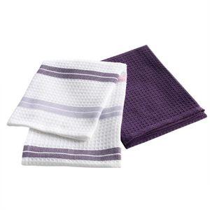torchon violet achat vente torchon violet pas cher soldes cdiscount. Black Bedroom Furniture Sets. Home Design Ideas