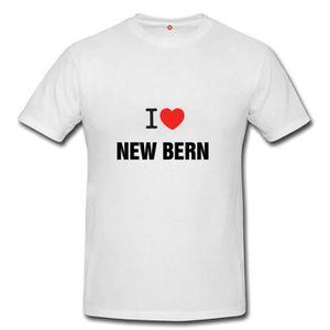 T-SHIRT T-shirt new bern homme et femme unisex