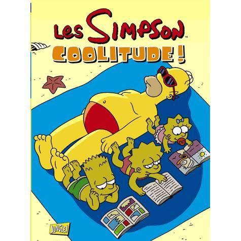 Les simpson tome 18 achat vente livre matt groening collectif jungle parution 25 04 2012 pas - Bande dessinee simpson ...