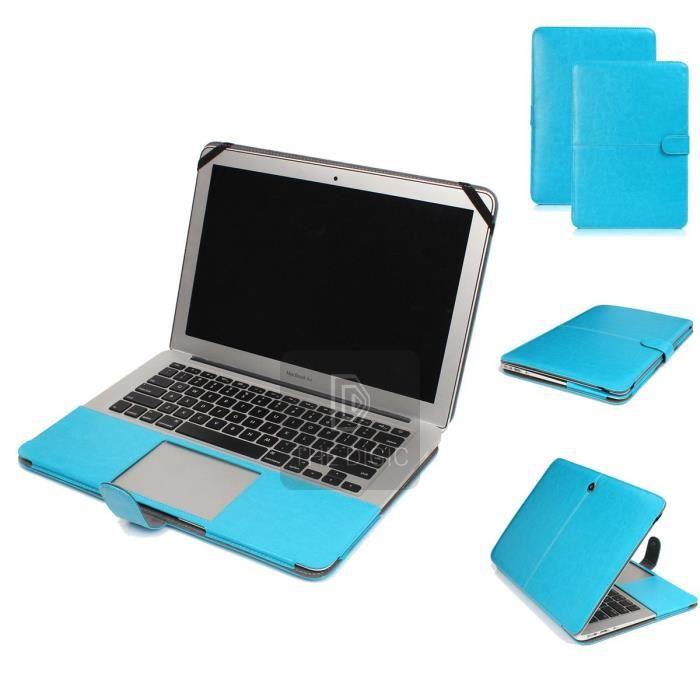 pu cuir pouch enveloppe bo tier macbook air 11 achat vente housse d 39 ordinateur. Black Bedroom Furniture Sets. Home Design Ideas