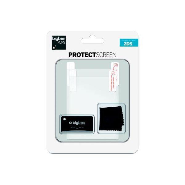 accessoire bigben films de protection 2ds achat vente