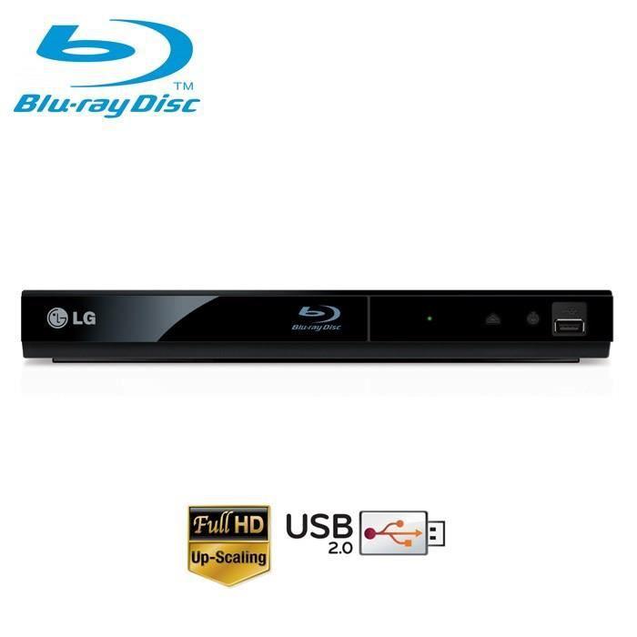 LECTEUR BLU-RAY LG BP135 Lecteur Blu-Ray