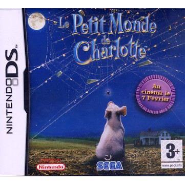 Le petit monde de charlotte jeu console nintendo achat vente jeu ds dsi le petit monde - Le monde de charlotte ...