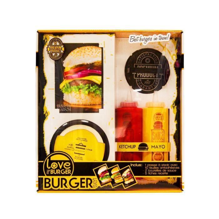 Coffret burger vintage achat vente lot ustensiles - Ustensile de cuisine vintage ...