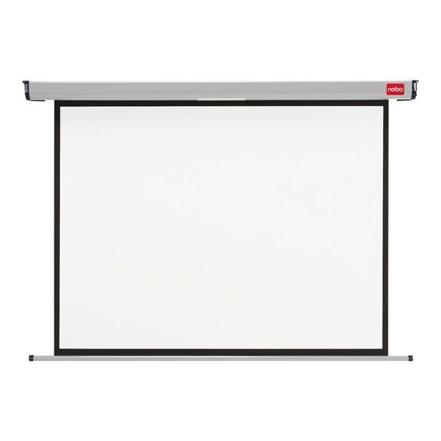 ecran ultra portable pour conf rence nobo 1901972 ecran de projection avis et prix pas cher. Black Bedroom Furniture Sets. Home Design Ideas