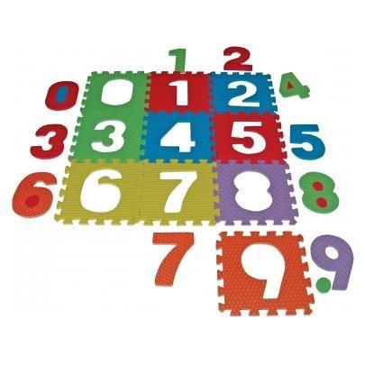 Tapis Puzzle Pour Enfant En Mousse 123 150 60cm Achat Vente Tapis De Jeu Tapis Puzzle Pour