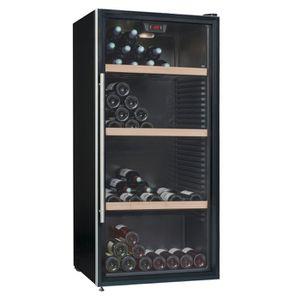 CLIMADIFF CLPG137 - Cave ? vin polyvalente - 137 bouteilles - Pose libre - Classe C - L 63 x H 138,5 cm