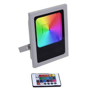 projecteur led couleur interieur achat vente projecteur led couleur interieur pas cher. Black Bedroom Furniture Sets. Home Design Ideas