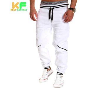 pantalon homme blanc achat vente pantalon homme blanc pas cher. Black Bedroom Furniture Sets. Home Design Ideas