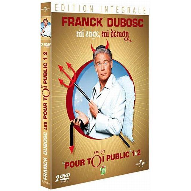 Franck Dubosc - Mi ange mi démon - Les pour toi public 1 et 2