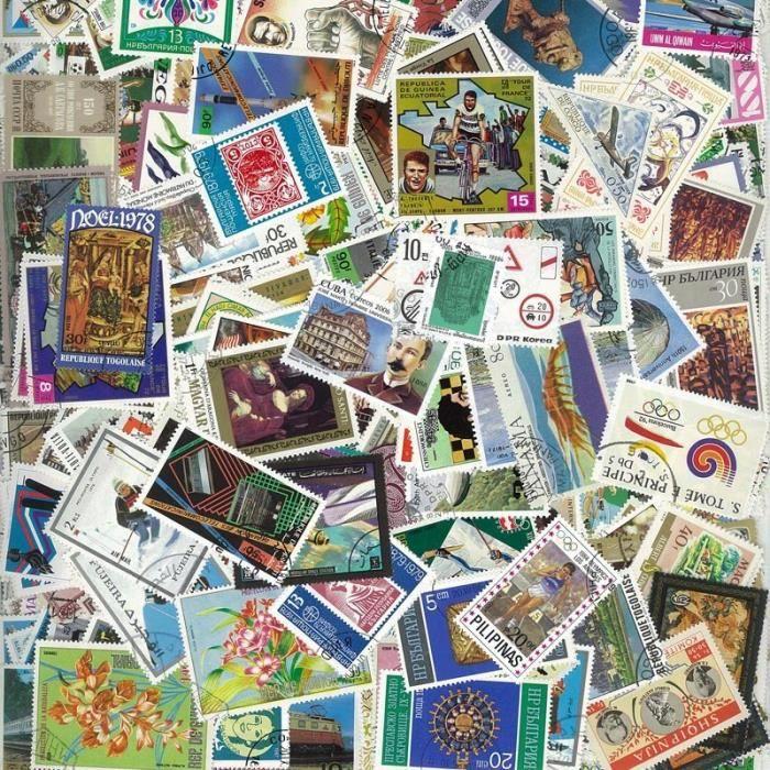 tous pays lots de 20000 timbres diff rents achat vente timbre tous pays lots de 20000. Black Bedroom Furniture Sets. Home Design Ideas