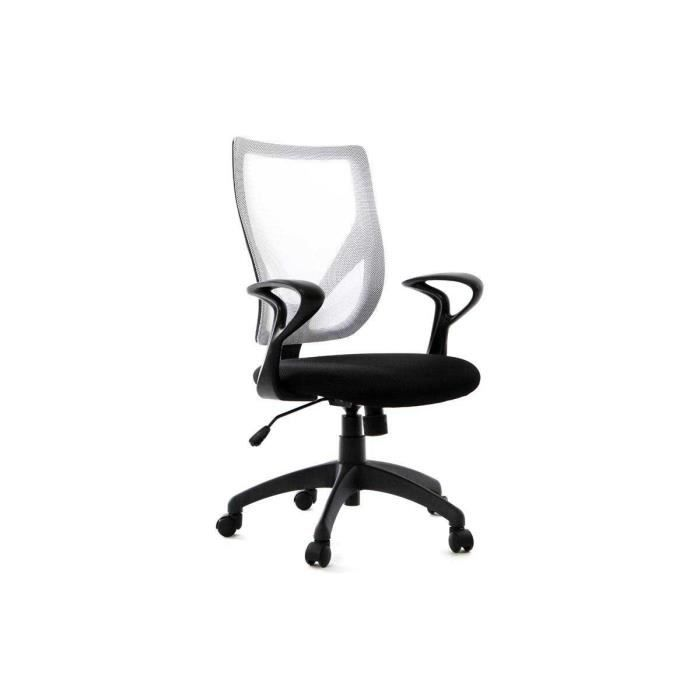 les concepteurs artistiques fauteuil de bureau blanc. Black Bedroom Furniture Sets. Home Design Ideas