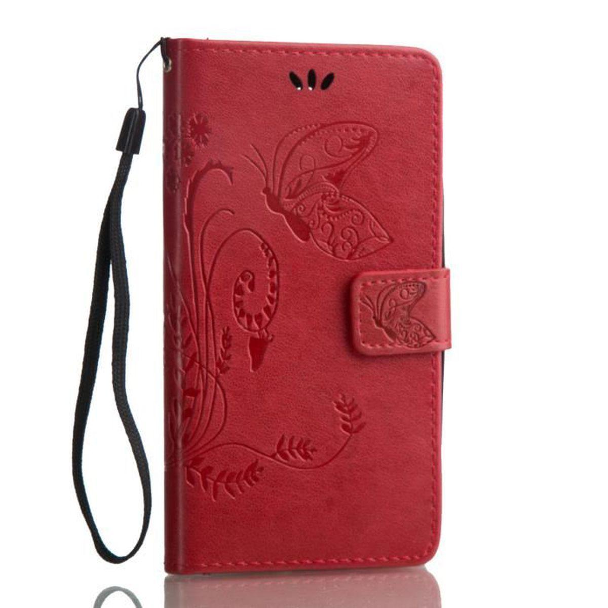 Huawei y5 ii coque tui rabat portefeuille protection for Housse huawei y5 ii