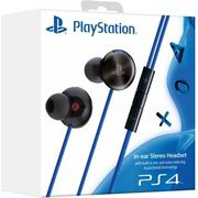 CASQUE - MICRO CONSOLE Ecouteur SONY Intra-auriculaire PS4-PS Vita