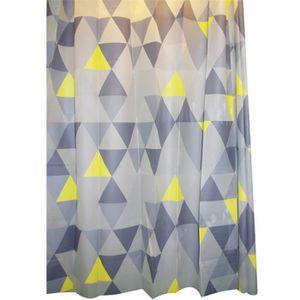 triangle de rideaux achat vente triangle de rideaux pas cher cdiscount. Black Bedroom Furniture Sets. Home Design Ideas