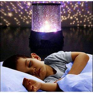 LAMPE A POSER Lampe LED Master ciel étoile Étoilées mini étoiles