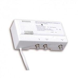 high tech r amplificateur antenne  sorties