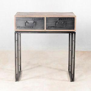 meuble industriel a tiroirs achat vente meuble industriel a tiroirs pas cher cdiscount. Black Bedroom Furniture Sets. Home Design Ideas