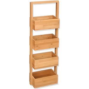 Tuyaux etagere de rangement en bois livres - Etagere avec bac de rangement ...