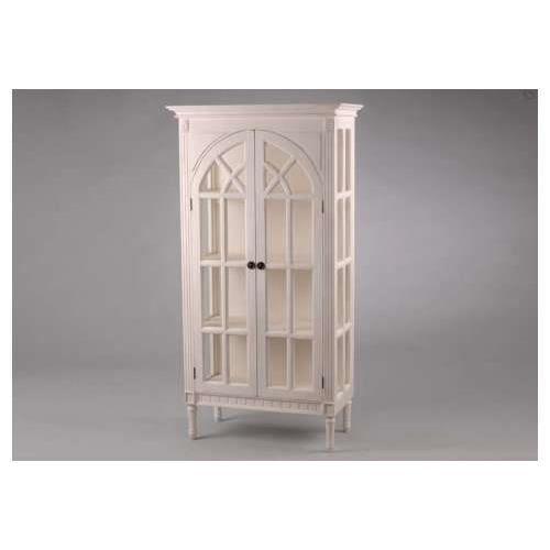 vitrine amadeus etag re blanche amadeus achat vente. Black Bedroom Furniture Sets. Home Design Ideas
