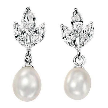 boucle d 39 oreille perle en argent 925 1000 achat vente boucle d 39 oreille boucle d 39 oreille. Black Bedroom Furniture Sets. Home Design Ideas