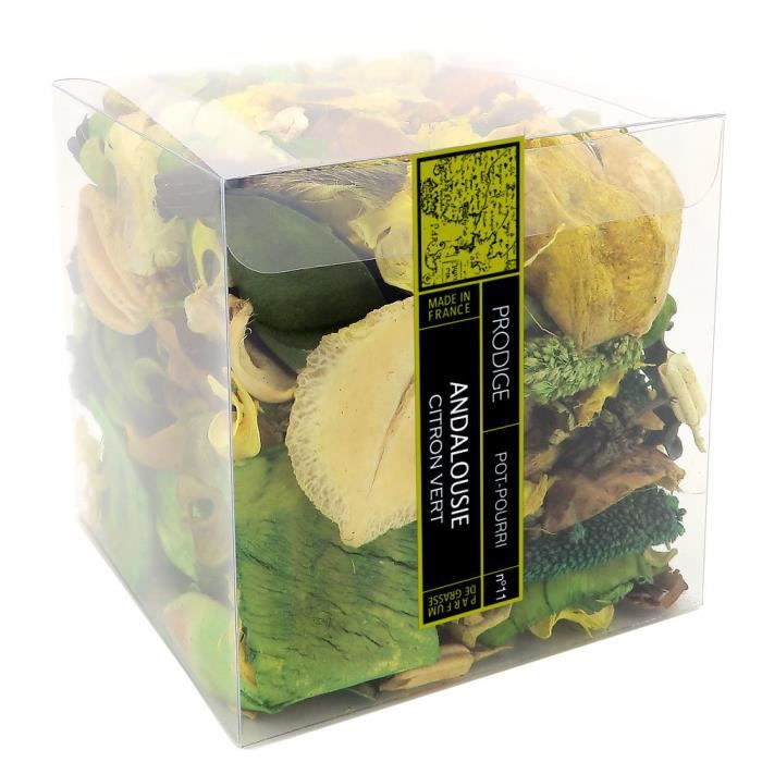 pot pourri citron vert achat vente pot pourri cdiscount. Black Bedroom Furniture Sets. Home Design Ideas