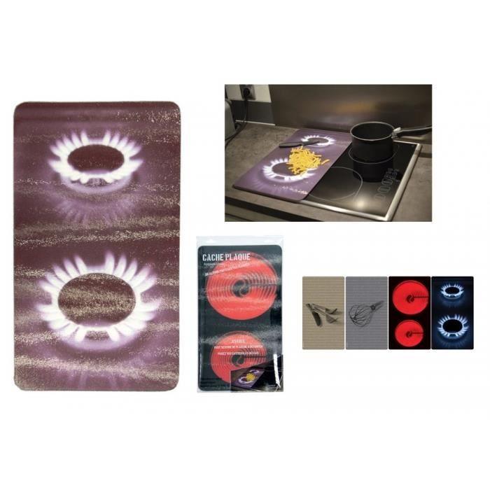 Couvre plaques de cuisson fouet achat vente cache for Couvre plaque de cuisson