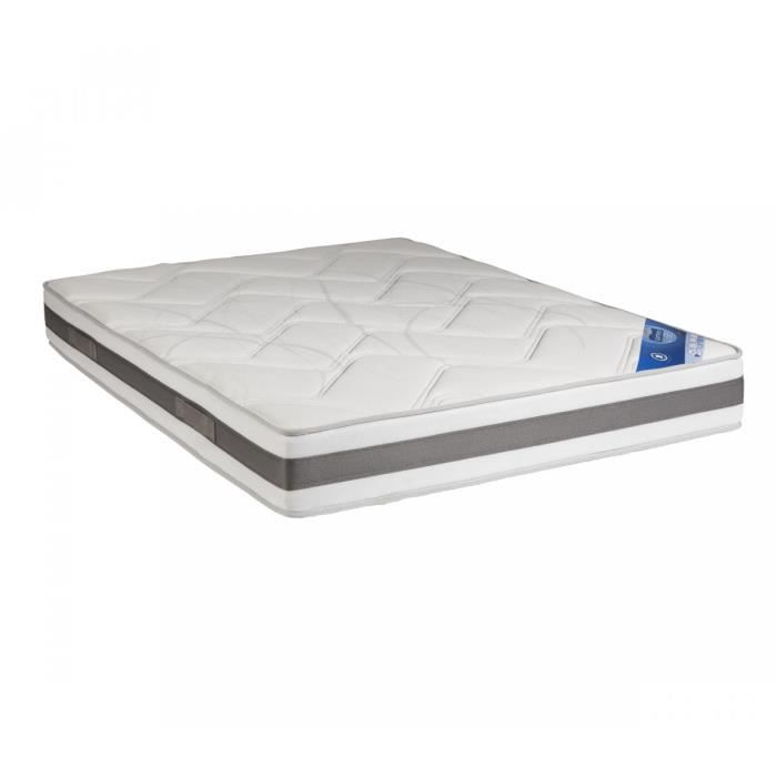 matelas mousse m moire someo volga luxe 160x200 achat. Black Bedroom Furniture Sets. Home Design Ideas