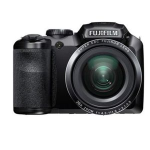 FUJIFILM S4600 Bridge Noir - CCD 16MP Zoom 26x