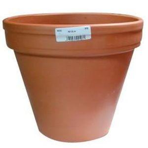 Pot de terre cuite 44 cm achat vente jardini re for Pots en resine jardin