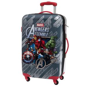 VALISE - BAGAGE VALISE A ROULETTES AVENGERS 55 cm