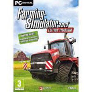 JEUX À TÉLÉCHARGER Farming Simulator 2013 - Edition Titanium