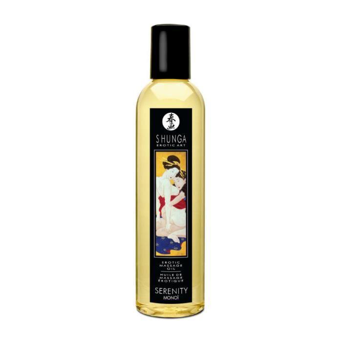 huile pour massage érotique Le Port