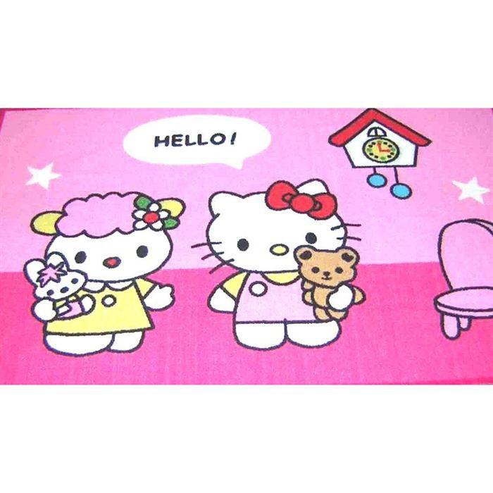 Hello Kitty Tapis De Sol Achat Vente Tapis Soldes D Hiver D S Le 11 Janvier Cdiscount