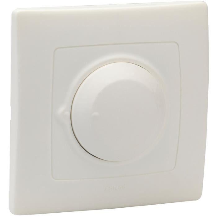 les commandes legrand variateur bouton rotatif achat. Black Bedroom Furniture Sets. Home Design Ideas