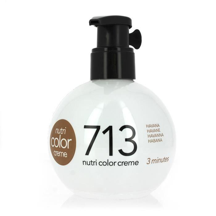 coloration coloration ni713 havane 250ml nutri color c - Coloration Revlon