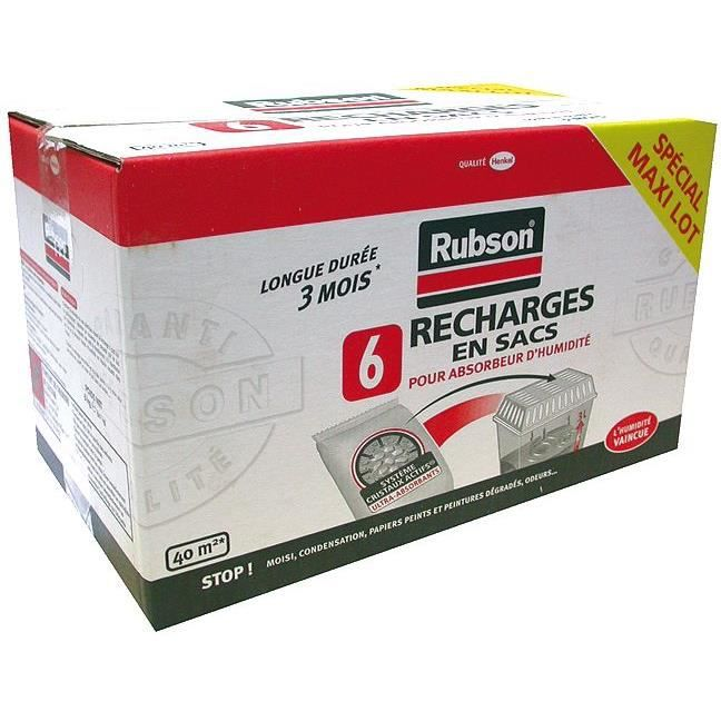 Recharge absorbeur d humidit rubson bande transporteuse caoutchouc - Recharge absorbeur d humidite rubson ...