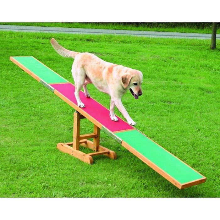 Trixie dog activity bascule agility pour chien achat for Agility au jardin