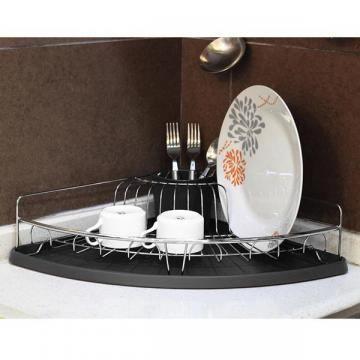 Egouttoir design d 39 angle achat vente egouttoir couverts cdiscount - Egouttoir vaisselle d angle ...