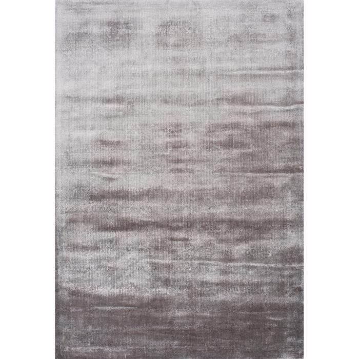 tapis brillant pour le sejour lucens argent 140x200 par unamourdetapis tapis moderne achat. Black Bedroom Furniture Sets. Home Design Ideas