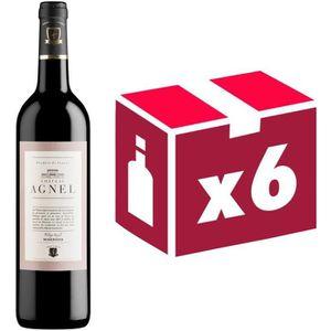 VIN ROUGE Château Agnel AOP Minervois 2013 - Vin rouge