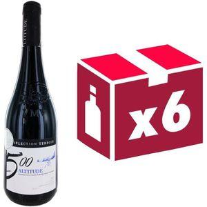 VIN ROUGE Altitude 500 AOC Ventoux 2013 - Vin rouge